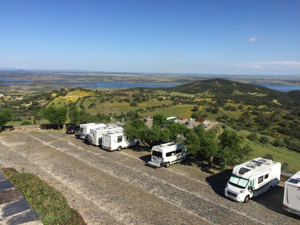 Pitching Up, our view on parking up your motorhome.